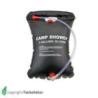 دوش صحرایی CAMP SHOWER