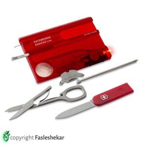 چاقوی ویکتورینوکس مدل Swiss Card Lite