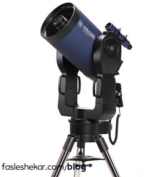 تلسکوپ ترکیبی