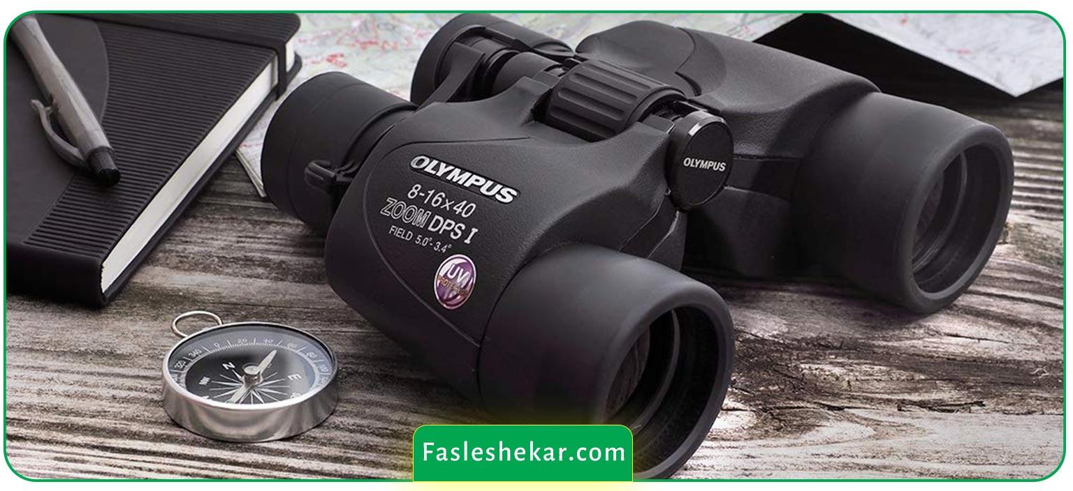 دوربین دو چشمی الیمپوس